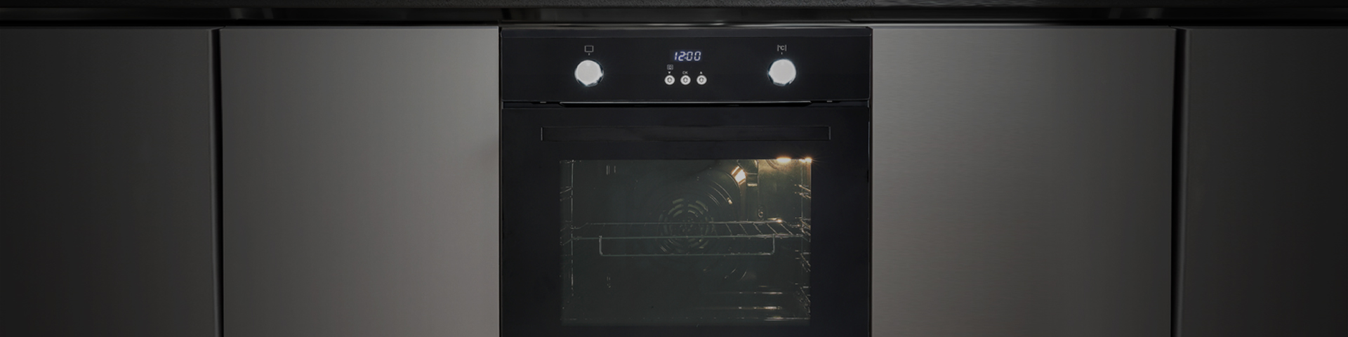 73L Electric Oven-banner - Blank